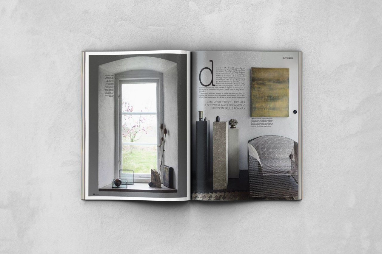 TypeO Journal Residence Magazine Sweden