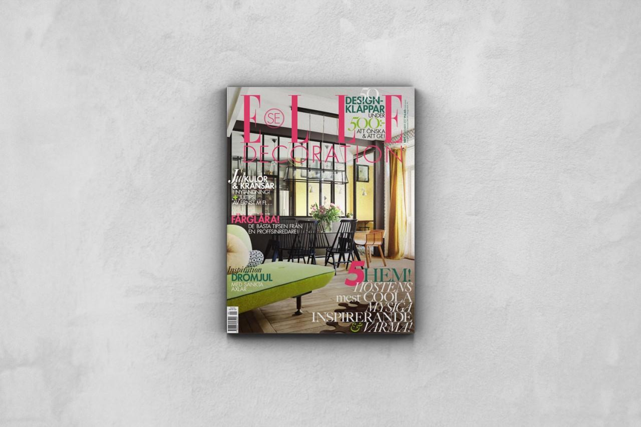 TypeO Journal Elle Decoration Sweden