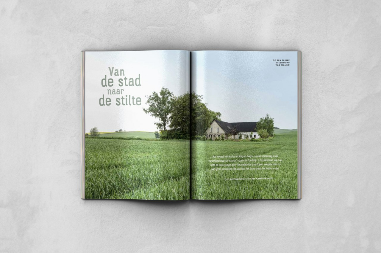 TypeO Journal Nest Magazine Belgium