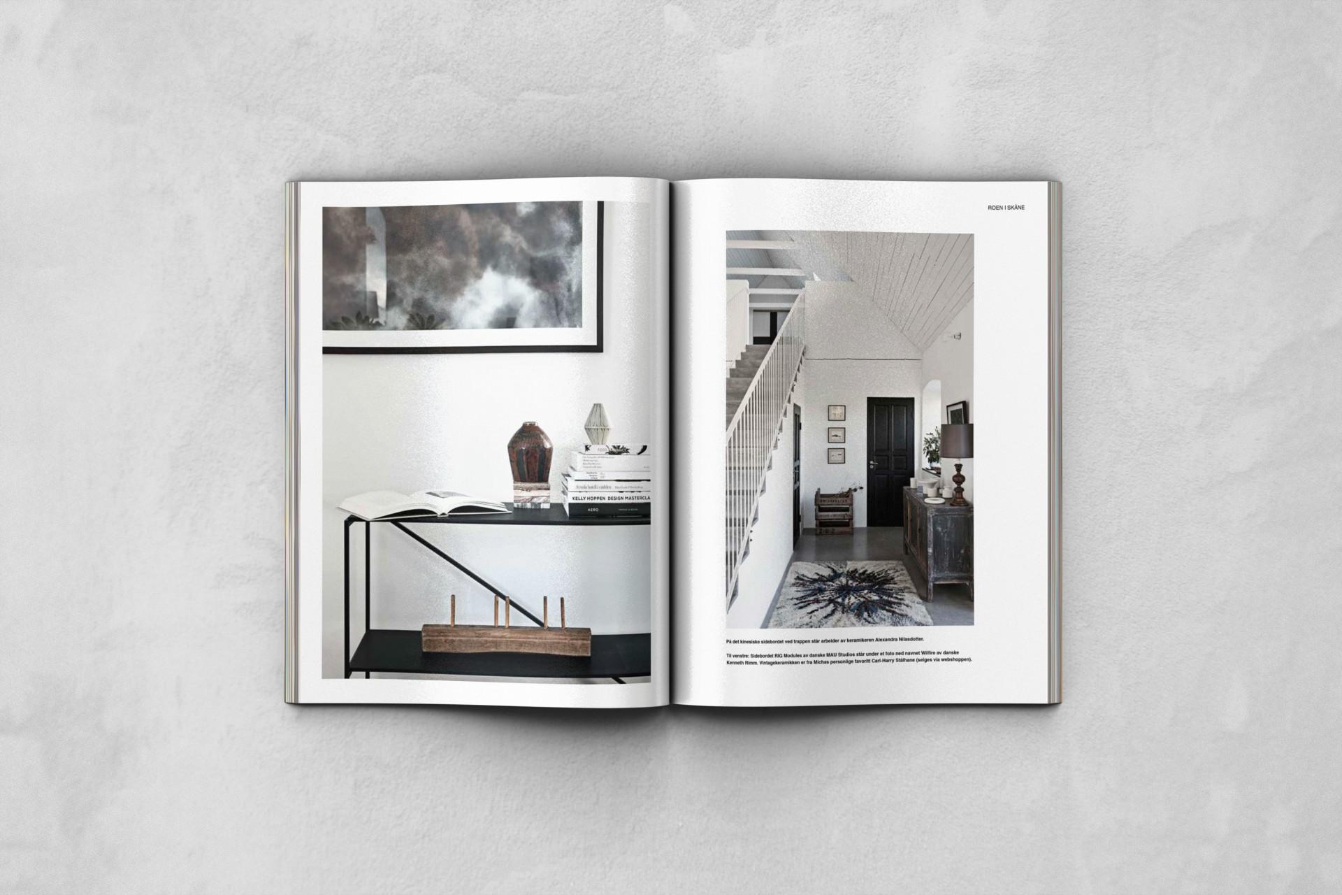 TypeO Journal Nytt Rom Magazine Norway
